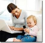 online mom