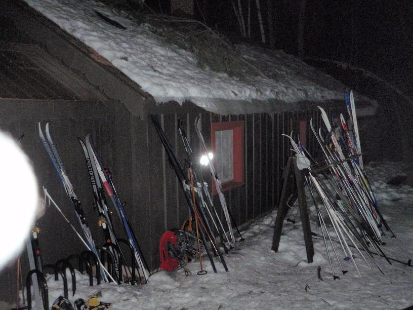 Keogan cabin, Gatineau Park