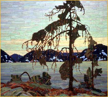 Jack Pine by Tom Thomson (1916), from National Gallery of Canada