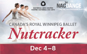 the nutcracker in ottawa 2013