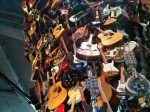Inside the EMP Museum (Nirvana exhibit was on)
