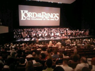 The Lord of the Rings, Canada's NAC