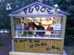 @coffeewithjulie Fudge Shack at Saunders Farm