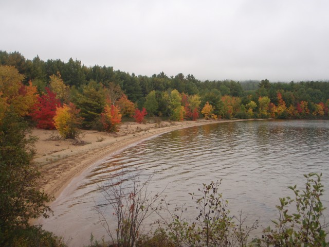 Acray in the Autumn