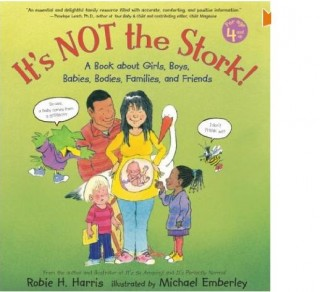 Picture of It's not the stork book