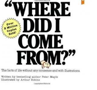 "Image of book ""Where did I come from?"""