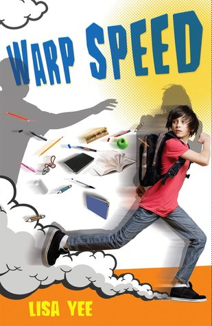 Book, Warp Speed by Lisa Lee