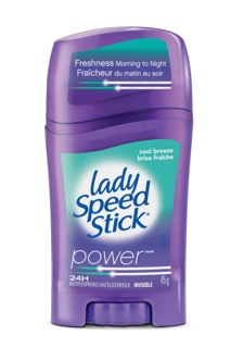 Lady Speed Stick Deodorant