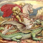 Saint-George-and-the-Dragon