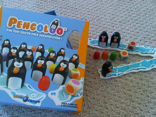 Pengaloo game for kids