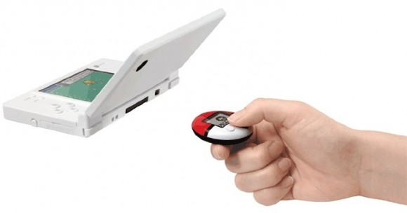 Pokewalker and a Nintendo DS