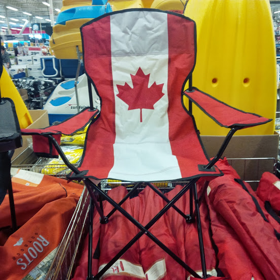 Canada Camp Chair
