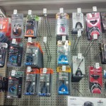 Full range of mouth guards