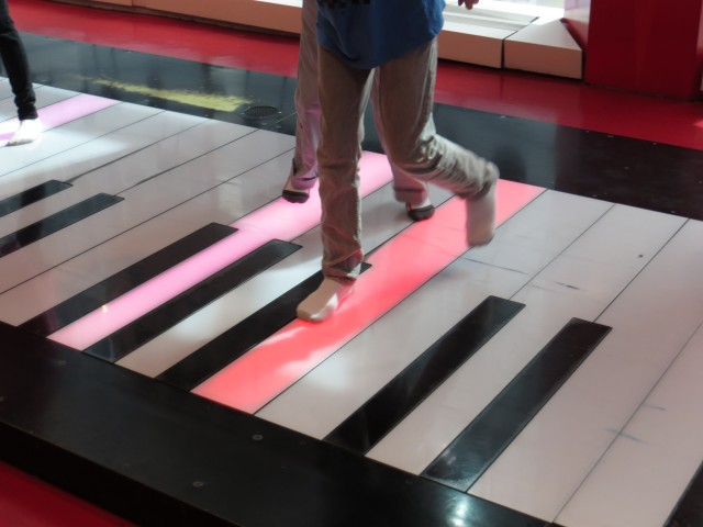 Big Piano in FAO