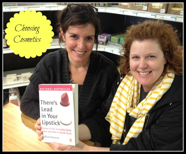 Choosing Healthier Cosmetics