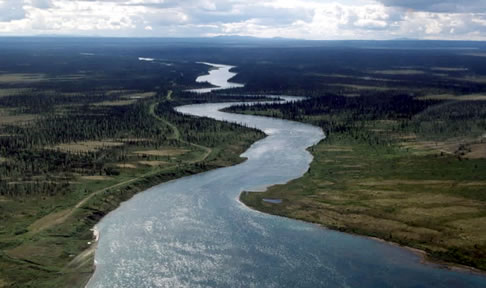 Great Bear River, NWT