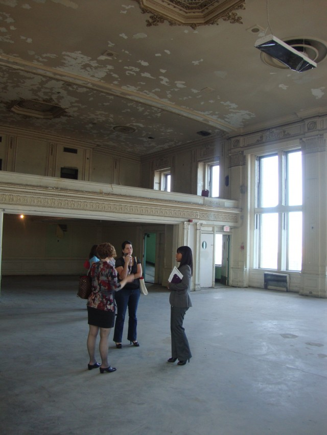 the crystal ballroom, september 2013