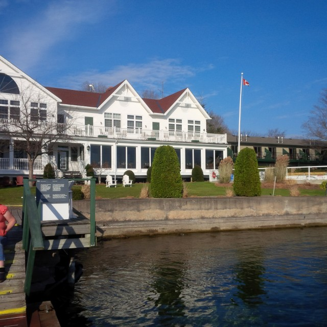 Glen House Resort, Gananoque