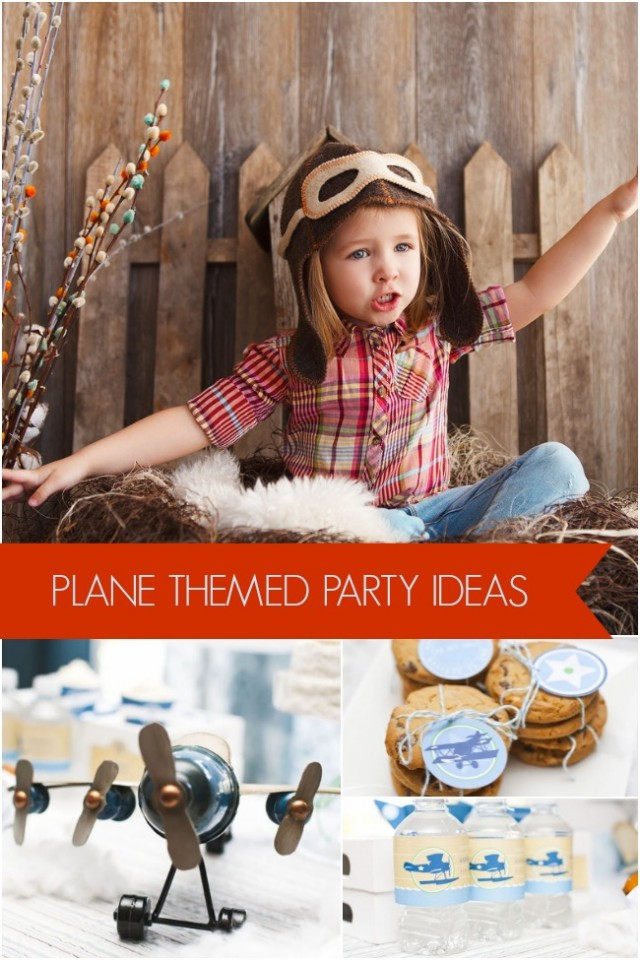 plane-birthday-party-ideas