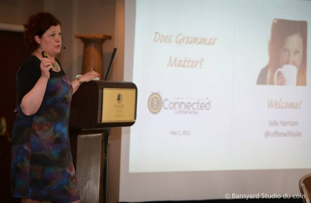 Speaking at the BConnected Conference in Ottawa-Gatineau