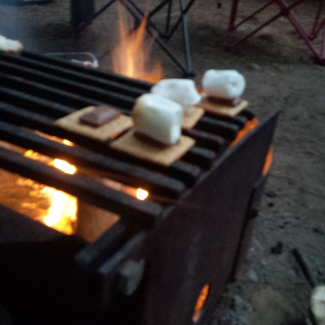Mmm... S'mores!