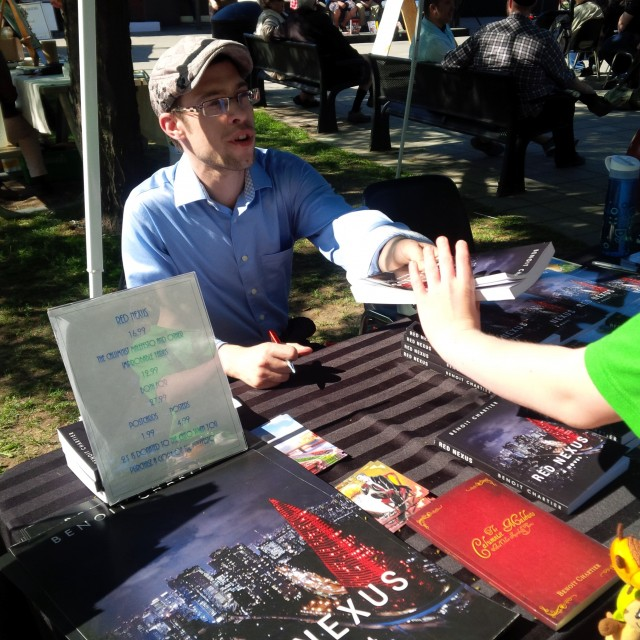 A photo of author Nexus Rising