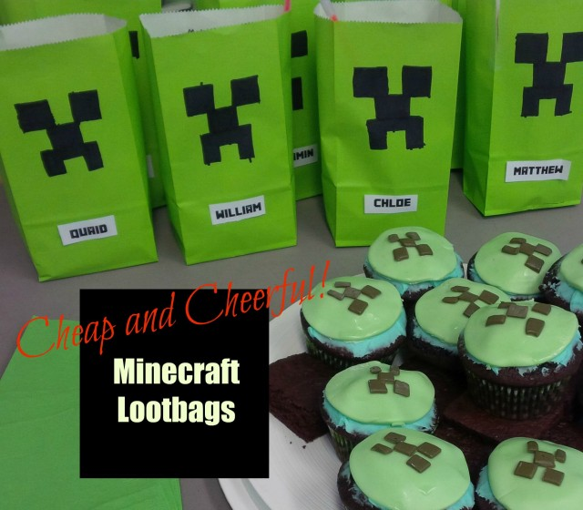 Minecraft Lootbags