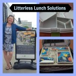 Options for litterless lunches
