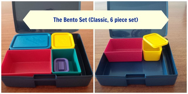The Classic 6-piece Bento Set