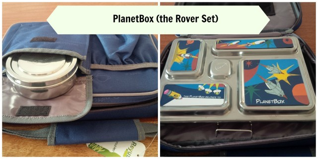 Features of PlanetBox lunch kit