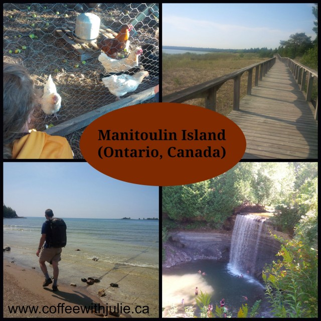 Photo Collage from Manitoulin Island